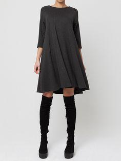 Ενδύματα : Βισκόζ φόρεμα Sweaters, Fashion Trends, Clothes, Dresses, Outfits, Vestidos, Clothing, Kleding, Sweater