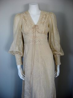 gunne sax...prom dress looked something like this...beautiful dress but I'd wanted a chocolate brown slinky polyester with spaghetti straps...too sexy mom said...lol