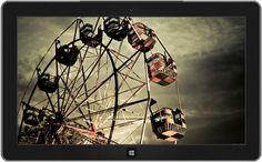 Ferris wheel memories
