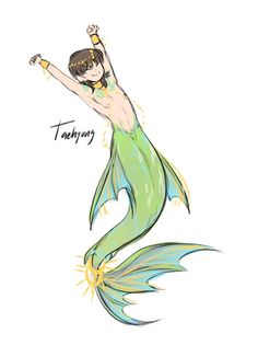 Bts Fanart Taehyung