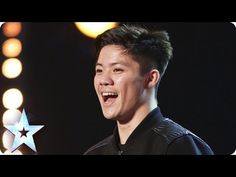 Our pick today!! It was strong, flawless and smooth. Great job!! YES from us!! - TCC <3 Body-popping Kieran Lai   Britain's Got Talent #BGT #gottalent #KieranLai