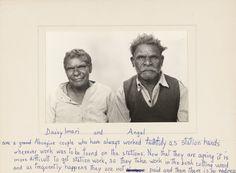 Daisy Imari and Angel, ca. Aboriginal Education, Aboriginal Culture, Aboriginal People, Australian Aboriginal History, Wa Gov, Australian Aboriginals, Black Panthers, Unit Studies, Black History