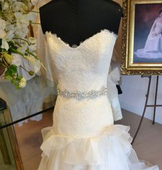 Beaded Bridal Sash Beaded Bridal Belt Silver by CouturesbyLaura, $249.99