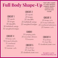 Cardio Workout                                                                                                                                                                                 More