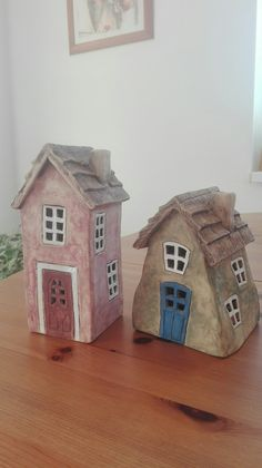 Keramik Haus Töpfern Ton