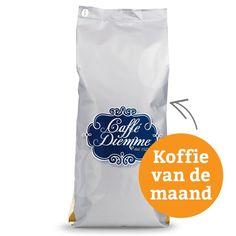 Diemme Oro 100% arabica - online bestellen bij Koffiecentrale Nederland. Koffie voor thuis, kantoor en gastronomie. Aangesloten bij Thuiswinkel.org en deelnemer van de SCAE Speciality Coffee.