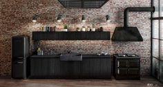 Berloni industrial kitchen 2015