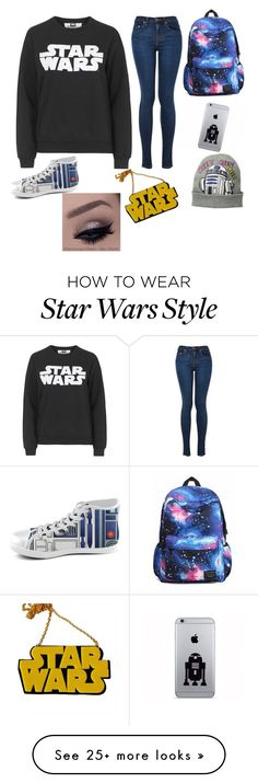 """""""Star Wars fanatic"""" by mdetoma on Polyvore featuring Tee and Cake, Chicnova Fashion, women's clothing, women's fashion, women, female, woman, misses and juniors"""
