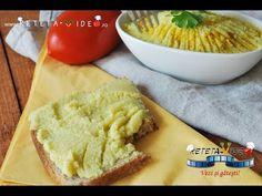 PATEU DE CONOPIDA - YouTube Finger Food Appetizers, Finger Foods, Appetizer Recipes, Apple Pie, Cornbread, Dairy, Cheese, Vegan, Cake