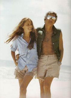 {great love stories № 10   ricky & ralph lauren} by {this is glamorous}, via Flickr