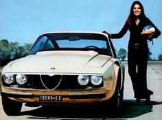 Alfa Romeo Zagato Junior.