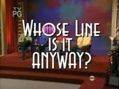 Watch Whose Line Is It Anyway? - Season 1 Episode 4 ...