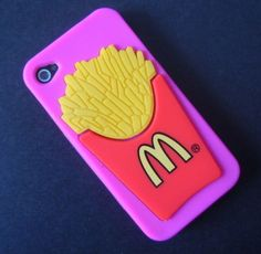 McDonalds french fries iPhone 4 case