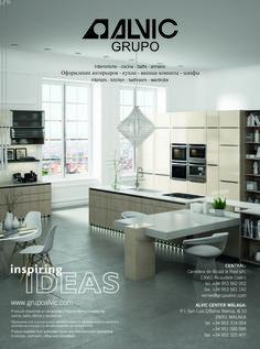 publicidad de luxebyalvic grupo alvic en la revista ogge magazine agosto de
