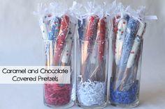 Pretzel sticks