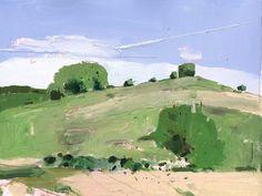 Fox Hill by Harry Stooshinoff on Artfully Walls