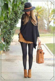 A meia-calça de volta ao nosso guarda-roupa! - Glam by Moni