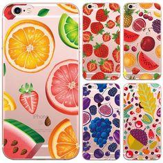 Cute Fruit Design Case for iphone $5