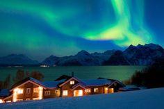 Lyngen Lodge, Best Skiing In Norway.