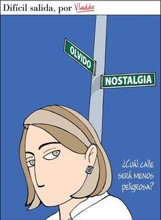 Aleida. X. vladdo Colombia Nostalgia, H Comic, Life Philosophy, Humor Grafico, Decir No, Me Quotes, Thoughts, Memes, Funny