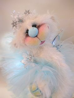 Lumi (Snow Queen) by Katherine Hallum.