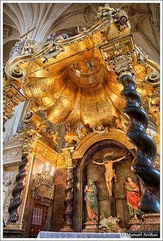 la Seo - capilla del Santo Cristo