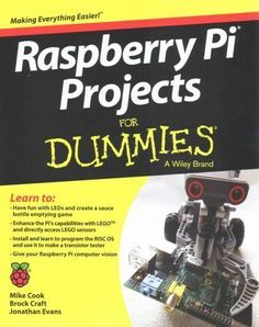 Join the Raspberry revolution with these fun and easy Pi projects The Raspberry Pi has opened up a whole new world of innovation for everyone from hardware hackers and programmers to students, hobbyis (Tech Projects)