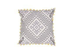 Jaipur Rugs Traditions Made Modern Cement Square Pillow
