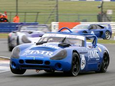 TVR Tuscan race car