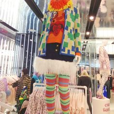 Fashion for lunch talks you through one of her favourite collaborations of topshop x meadham kirchhoff Meadham Kirchhoff, Recycled Fashion, Gold Shoes, In The Flesh, Silk Scarves, One Color, Topshop, Product Launch, The Incredibles
