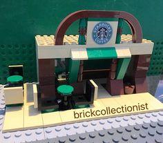 New Starbucks! Coming Soon  #lego #legotrain #legophoto #brickcollectionist #brick #toycollector #legos #legoart #legofan #legocity #legoland #legostagram #legomania #legophotography #legogram #legominifigures #starbucks #starbuckscoffee by brickcollectionist