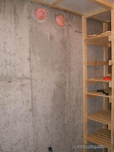 How to build cold room - How to build a Cold-storage unit - Canning Room