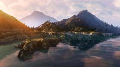 GTA 5 landscape