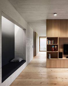 """Den Wettbewerb """"Häuser des Jahres – die besten Einfamilienhäuser"""" gewann Bernardo Bader Architekt aus Dornbirn mit seinem Projekt """"Behauste Scheune""""."""