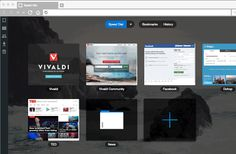 Vivaldi Browser For Desktop With Special Features
