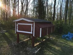 Post with 1833 views. Chicken Coop Rebuild and New Run Box Building, Nesting Boxes, Side Door, Cinder, Chickens Backyard, Coops, Rear View, Funny Jokes, Layout