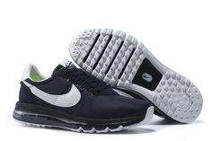 buy online bbf9a d5bd9 1767   Nike Air Max Ld-zero H Dam Herr Svart Vit