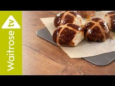 Get Baking with Paul Hollywood | Hot cross buns | Waitrose
