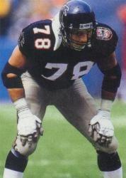 075530d2 Atlanta Falcons Pictures Mike Kenn......1978-1994 Falcons Football