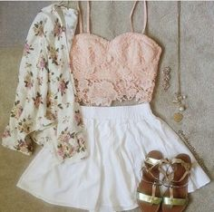 Image via We Heart It #accessories #beautiful #brown #cardigan #classy #clothing #cool #crop #different #dress #elegant #fancy #fashion #floral #flowers #girl #gold #hair #high #hipster #lace #maxi #mini #open #pattern #piece #pink #sandals #short #skirt #small #style #stylish #top #trend #vintage #white #waisted #cute