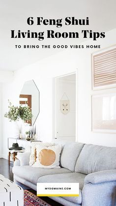 How to feng shui your iving room. shui decor living room 10 Feng Shui Living Room Tips to Bring the Good Vibes Home Feng Shui Bedroom Tips, Feng Shui Tips, Feng Shui Living Room Layout, My Living Room, Home And Living, Living Room Decor, Modern Living, Home Design, Modern Design