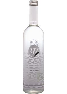 The greek ouzo distillate 'Ouzo Rempiko' produced by Distillery Psichis Water Packaging, Distillery, Vodka Bottle, Liquor, Greek, Alcohol, Graphic Design, Drinks, Travel