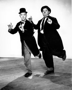 Stan Laurel and Oliver Hardy - Actors and Actresses - Films as Actor, Films as Actor, Films Directed by Laurel: on Film Reference Laurel And Hardy, Stan Laurel Oliver Hardy, Golden Age Of Hollywood, Hollywood Stars, Classic Hollywood, Old Hollywood, Great Comedies, Classic Comedies, Classic Movies