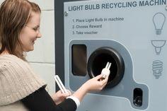 Vending Machine Fluorescent Light Bulbs