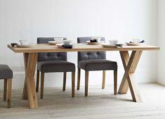 Contemporary Oak Dining Furniture