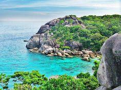 Bucket List. Similan Islands, Thailand: www.ytravelblog.com/what-to-do-in-phuket-thailand/