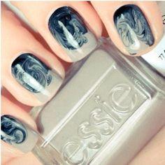 Fancy Nail Art!  #Gorgeous #OriginalNailArt #NailArt