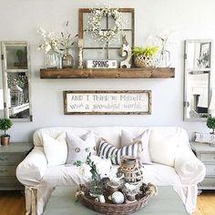 Come arredare la parete del divano (Foto) | Designmag