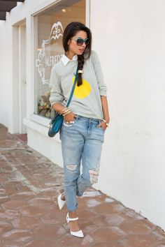 How to Wear Layering Outfits In Fall - Winter Weather Ideas