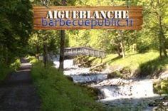 Barbecue Public à Aigueblanche (73) Cascade du Morel